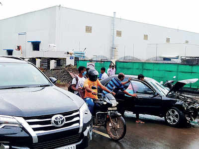 Pune records 19% lower mishap deaths