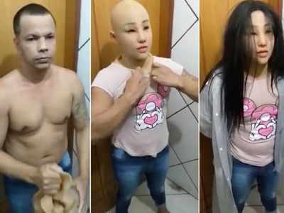 Brazilian inmate, who nearly escaped jail dressed as woman, found hanged