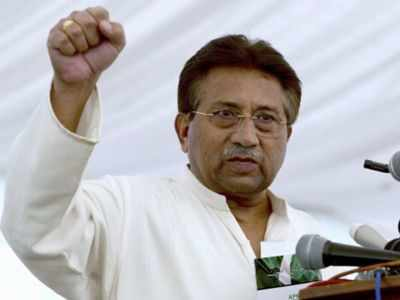 Pakistan's former President Pervez Musharraf moves SC against high treason case verdict