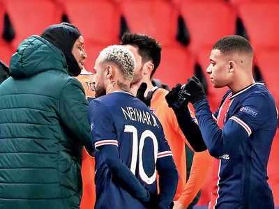 PSG, Basaksehir to complete game suspended after racism walkout
