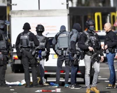 Utrecht shooting: Three dead, several injured in Netherlands's tram incident; manhunt for Turkish-born suspect