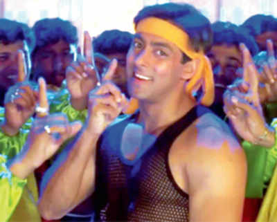 Salman Khan to groove to the recreated version of one of his songs for the Varun Dhawan-starrer Judwaa sequel