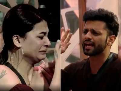 Bigg Boss 14: Pavitra Punia lashes out at Rahul Vaidya for making personal remarks