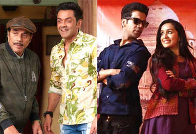 Stree Vs Yamla Pagla Deewana Phir Se box office collection day 4: Rajkummar Rao, Shraddha Kapoor-starrer soars, Dharmendra's film fails to impress