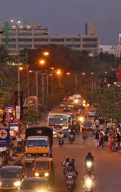 Metro link to Whitefield will cost 1,075 trees