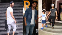 Shahid Kapoor, John Abraham and other celebrities spotted in and around Mumbai