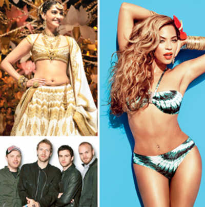 Sonam, Bey make music