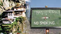 Bhutan became the first tobacco-free country in the world