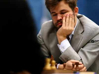 Magnus Carlsen wins Chessable Masters toppling Anish Giri in a fiercely-contested final