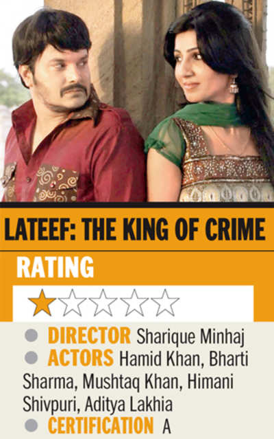 Film review: Lateef: The King Of Crime