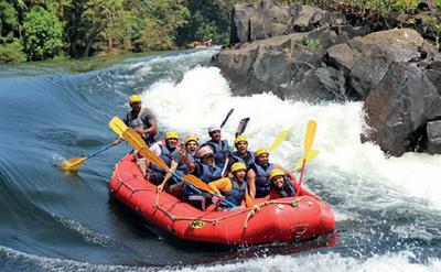 Karnataka High Court lifts stay order on rafting