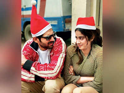 Dostana 2: It's a wrap for Kartik Aryan, Janhvi Kapoor