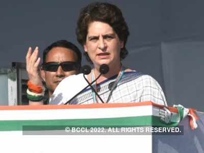 Priyanka Gandhi Vadra: Nothing more political, anti-national than shutting down of democratic rights in Kashmir