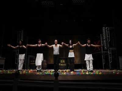 Cooked to perfection, Korea's longest running musical Nanta captivates Mumbai