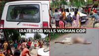 Shocking: Woman cop killed in clash over custody death in Bihar's Jehanabad
