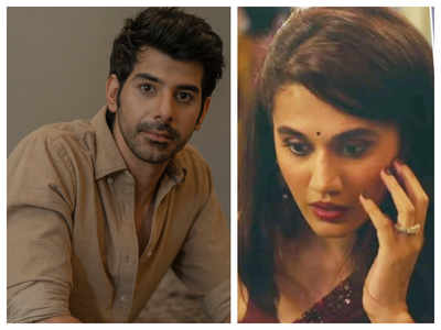 Exclusive! I was very nervous before the scene: Pavail Gulati on slapping Taapsee Pannu for 'Thappad'