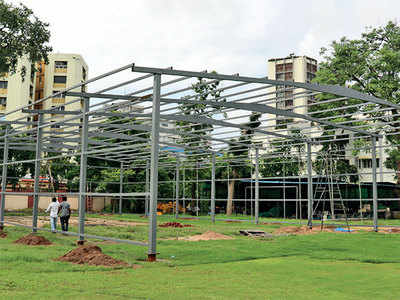 After Motera, GCA constructs indoor facility at Gujarat College