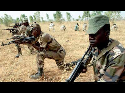 Around 70 soldiers killed in ambush by militants in Nigeria