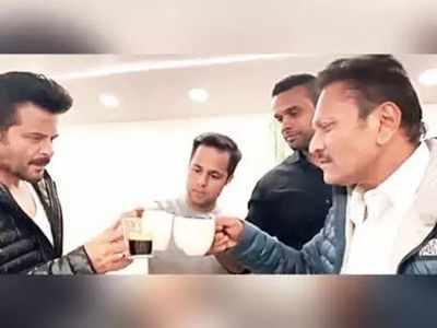Mocha ado with Anil Kapoor