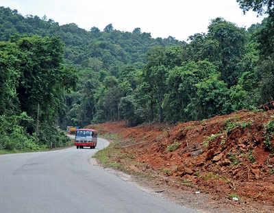 Karnataka: KSRTC buses to ply via Shiradi Ghat from Wednesday