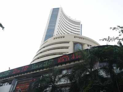 Sensex recovers 900 points after plummeting 1,100 points; Nifty reclaims 11,100