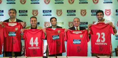 IPL 2018: Kings XI Punjab unveil new jersey for upcoming season