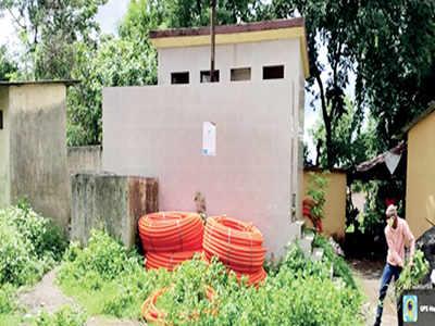 KDMC launches 'clean toilet' drive