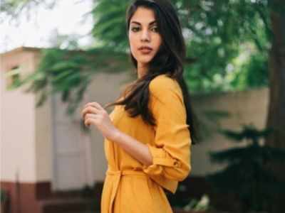 NCB summons Rhea Chakraborty for questioning in drug case