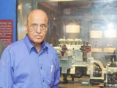 K Kasturirangan: ISRO should collaborate with other countries for human spaceflight