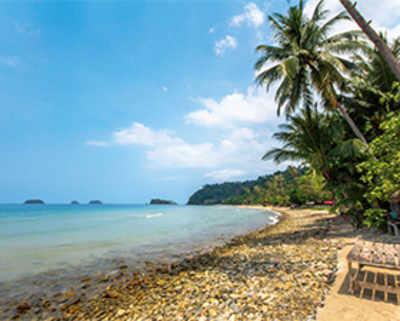 Break away: Backpacker's paradise