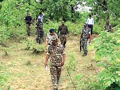Security forces kill four Maoists in Chhattisgarh