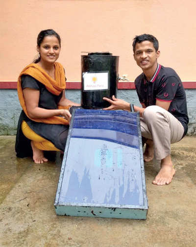 Karnataka: Manipal siblings' hot new vessel grabs a prize