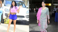 Janhvi Kapoor turns gym goddess by day and 'desi girl' by evening