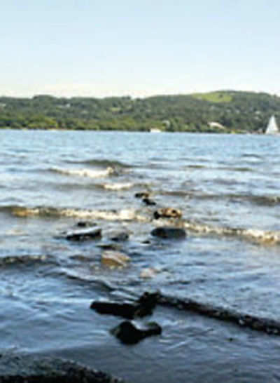 Lake that inspired Wordsworth up for sale