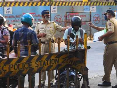 Mumbai police's warning against drunk driving, says 'don't think you can escape'