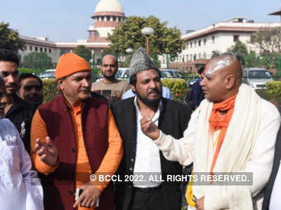 Supreme Court refers Ram Janmabhoomi-Babri Masjid land dispute case for mediation