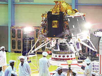 ISRO sets July 15 launch for Chandrayaan-2