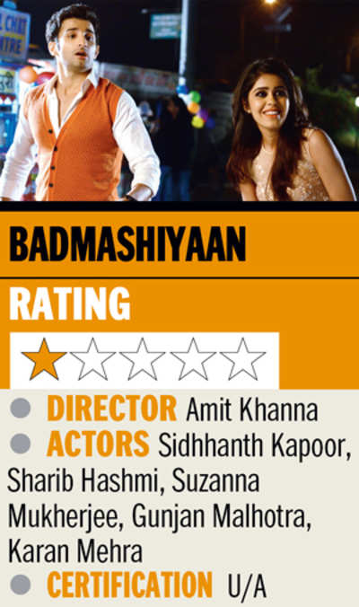 Film Review: Badmashiyaan
