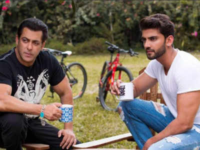 Salman Khan thinks from his heart and I have seen him get in trouble for that, says Zaheer Iqbal