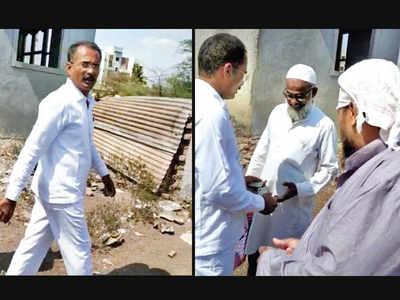 Bahujan Vanchit Aghadi accuses BJP leader in Daund of bribing voters