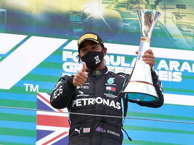 Hamilton set for 7th title as F1 returns to Turkey