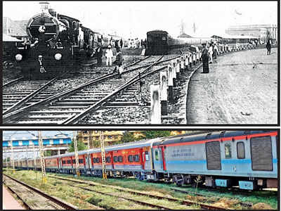 Punjab Mail, CR's oldest train, set to get new coaches