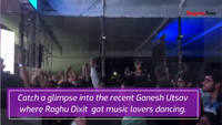 When Raghu Dixit got music lovers dancing