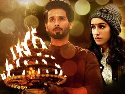 Batti Gul Meter Chalu: Har Har Gange song takes you on a divine journey with Shahid Kapoor, Shraddha Kapoor