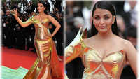 Aishwarya Rai Bachchan does it again, heaps praise for her look at Cannes 2019