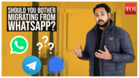 Feel like migrating from WhatsApp? but is it really worth it?