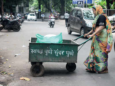 PMC won't pick up dry waste daily
