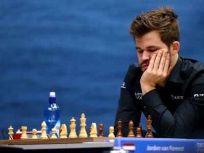 Magnus Carlsen, Fabiano Caruana, Hikaru Nakamura, Ding Liren seal places in knockouts