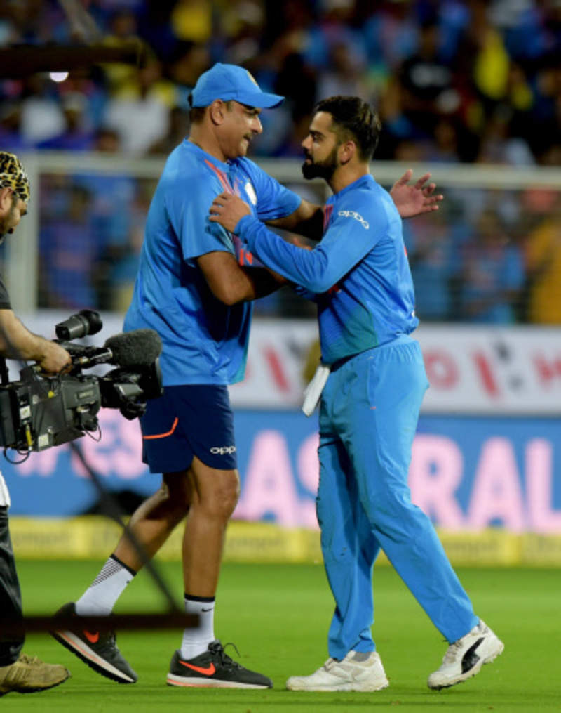 Photos: India vs New Zealand, 3rd T20, Thiruvananthapuram: India wins the T20 series by 2-1