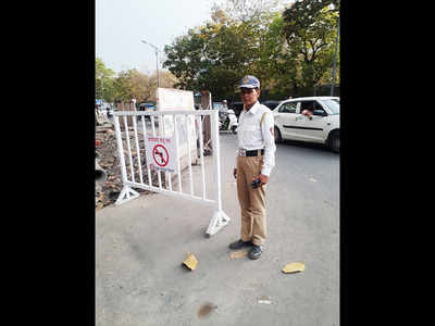 Mirror Impact: Police crack down on Fergusson College Road's traffic offences